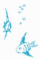 Illustration Fische